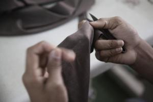 Hender med tøystykke Bangladesh 10