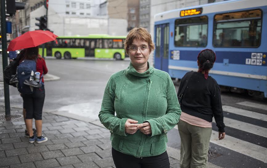Det er for mye snakk om sexkjøpsloven og for lite kunnskap, mener ROSA-lederen. Foto: Øyvind Aukrust
