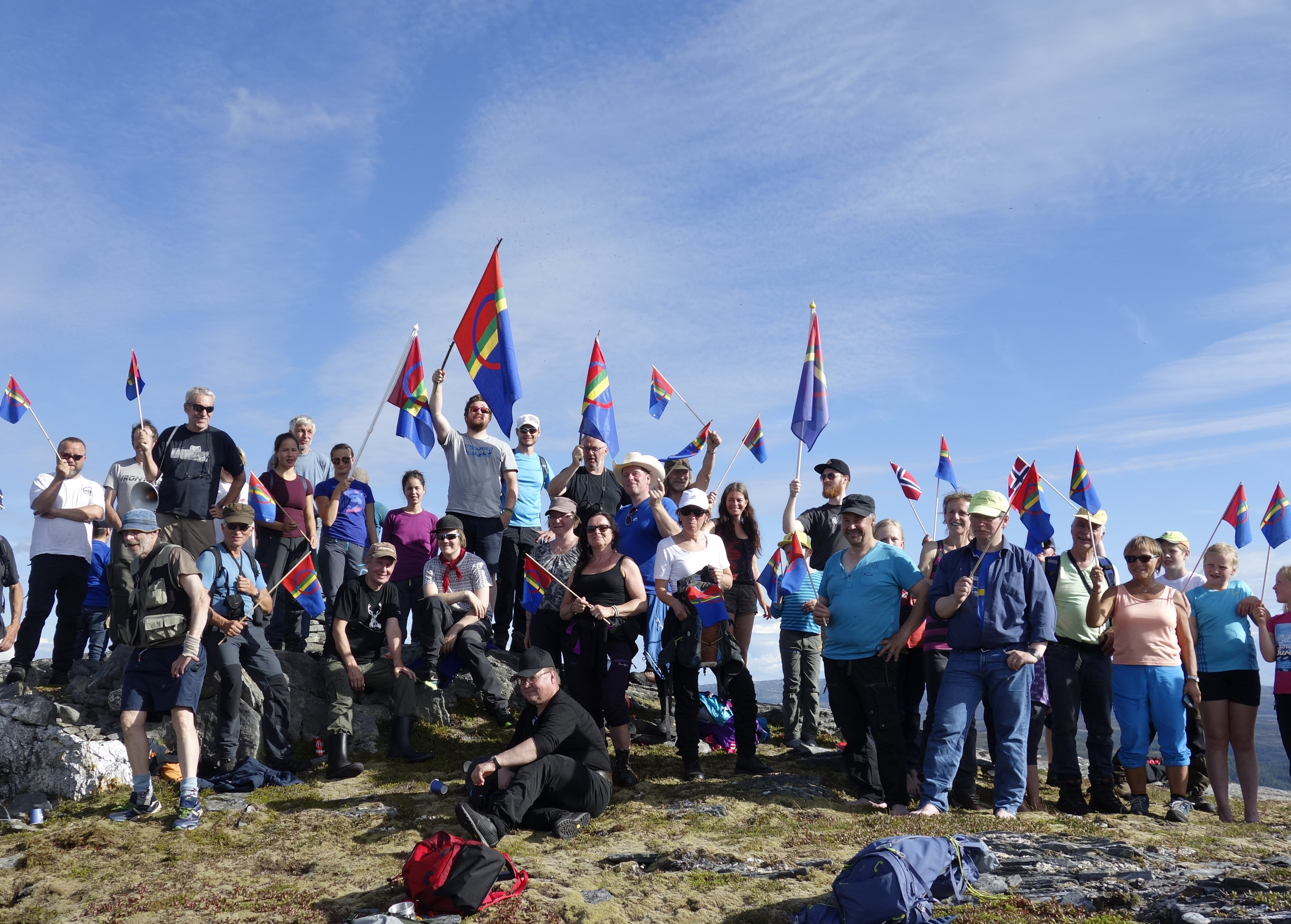 rekord-samiske-flagg